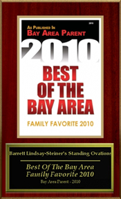 Bay Area Parent Award